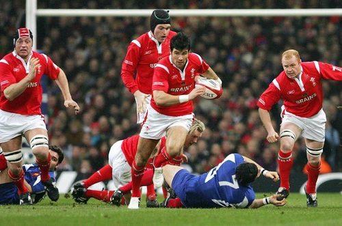 Wales v France - 19th Mar 2006