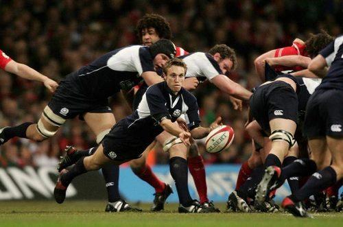 Wales v Scotland - 12th Feb 2006
