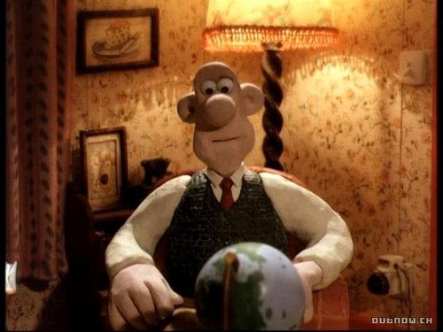 Wallace & Gromit A Grand دن Out