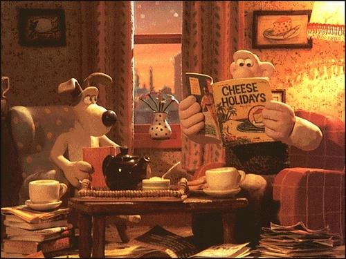 Wallace & Gromit A Grand siku Out