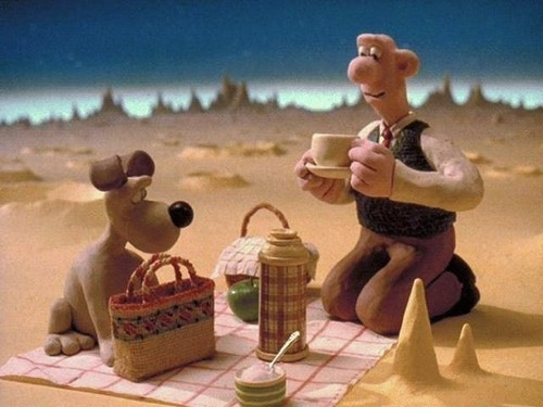 Wallace & Gromit A Grand ngày Out