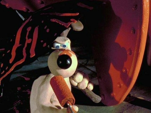 Wallace & Gromit A Grand Tag Out