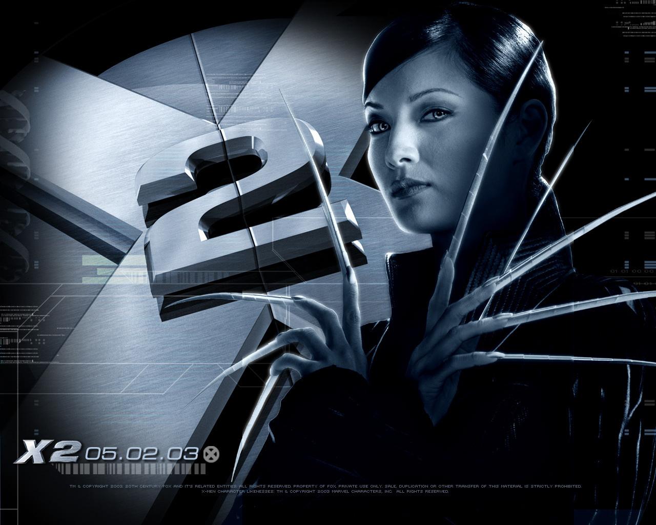 X2 wallpapers - X-men THE MOVIE Wallpaper (6889384) - Fanpop  X Men 2 Movie Wallpaper