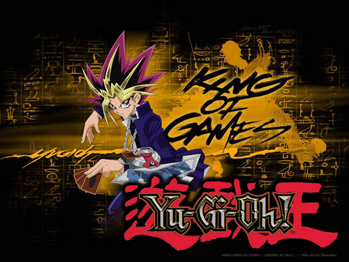 Yami Yugi - yu-gi-oh Wallpaper