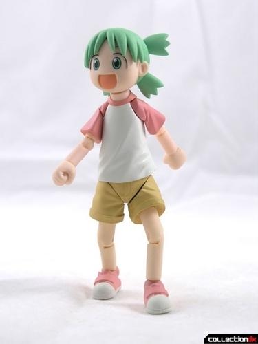 Yotsuba Revoltech Figure