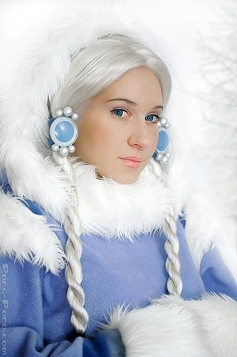The Last Airbender wallpaper probably with a bonnet entitled Yue