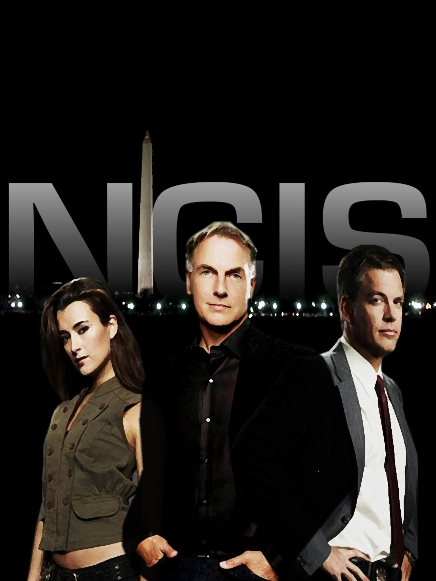 Ziva, Gibbs and Tony
