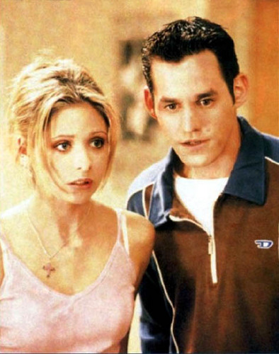 buffy & xander