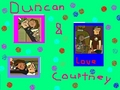 courtney and duncan love - total-drama-islands-courtney fan art