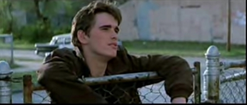 The Outsiders achtergrond containing a chainlink fence titled dallas winston