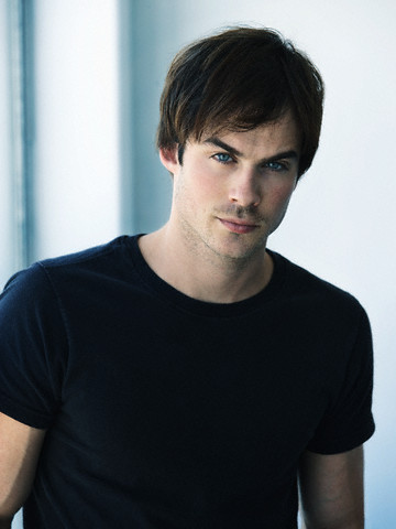 Ian Somerhalder wallpaper containing a jersey entitled ian somerhalder