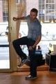 kellan gets new kicks - twilight-series photo