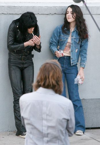 kristen as joan jett