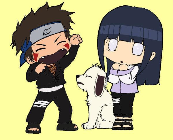 Naruto chibis