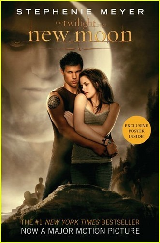 new New Moon book cover