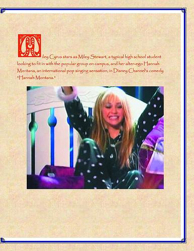 old Hannah Montana
