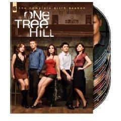one 나무, 트리 언덕, 힐 season 6 boxset front cover