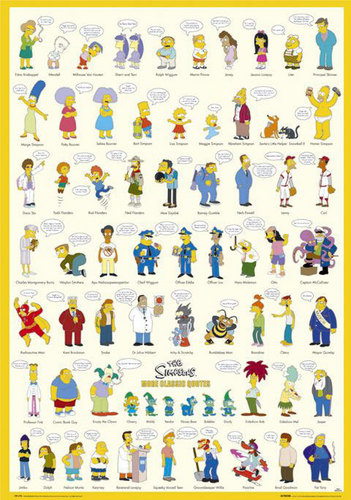 Les Simpsons fond d'écran called simpsons