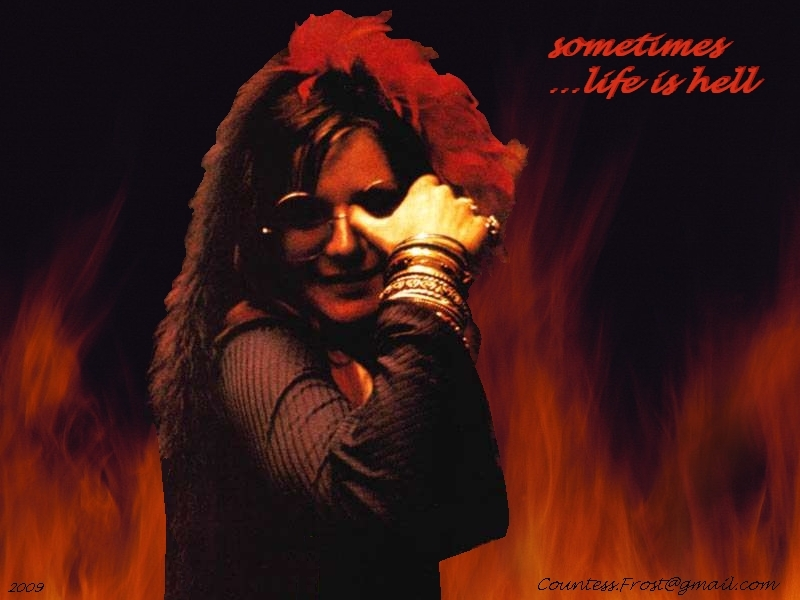 Janis Joplin - Life Is Stronger Than Love