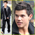 taylor is a downtown dude - twilight-series photo