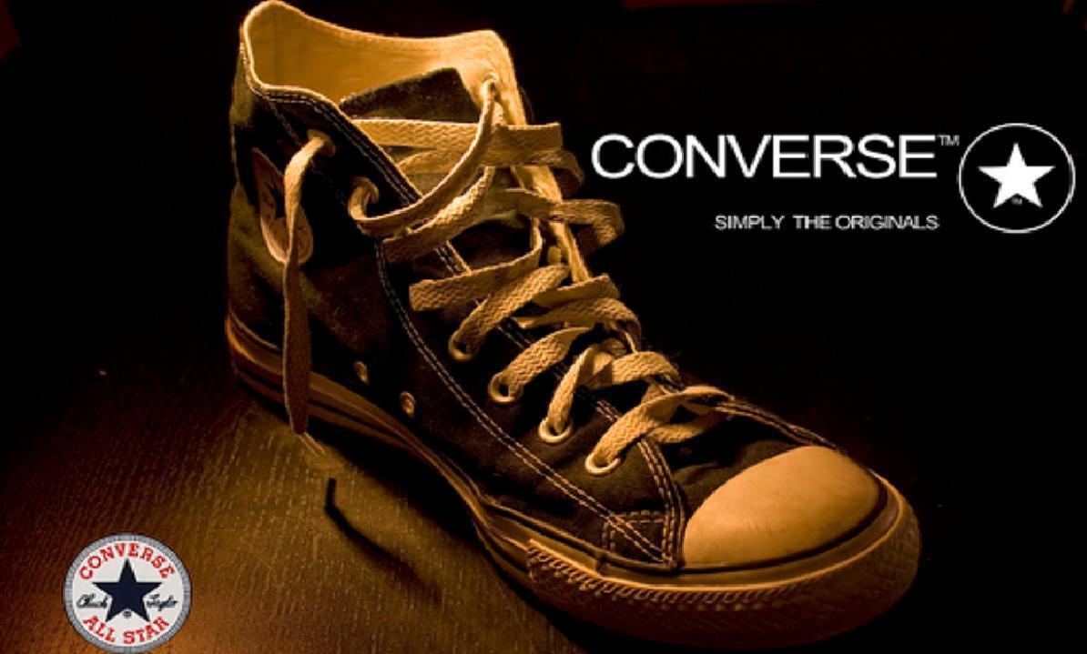 Converse love background