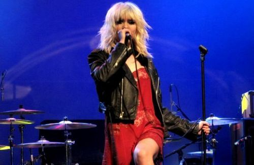 Pretty Reckless performs at the Henry Fonda Theater