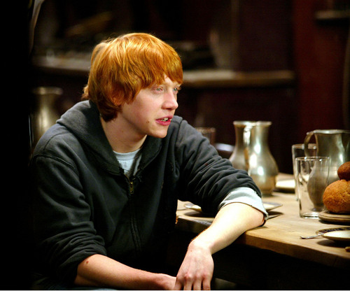 *Ron Weasley*