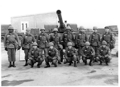 6th Battalion 9th Field Artillery