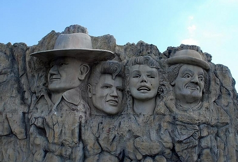 A Classic 영화 Mt. Rushmore