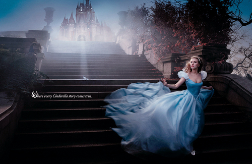 ALeibovitz Disney shoot