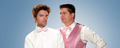 Adam Scott & Ken Marino - party-down photo