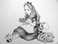 Aice In Wonderland - alice-in-wonderland photo