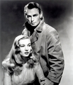 Alan Ladd and Veronica Lake - classic-movies photo