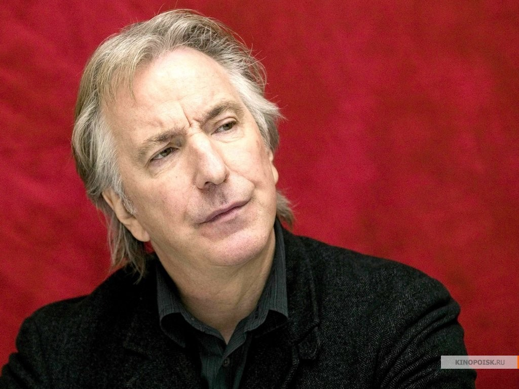 Alan Rickman / Wallpaper - Alan Rickman Wallpaper (6979161 ...