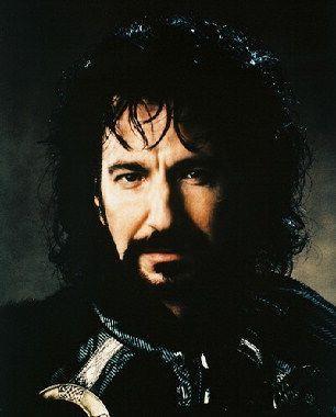 Alan Rickman as The Sheriff Of Nottingham