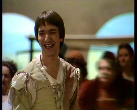 Alan Rickman as Tybalt, Romeo&Juliet 1978