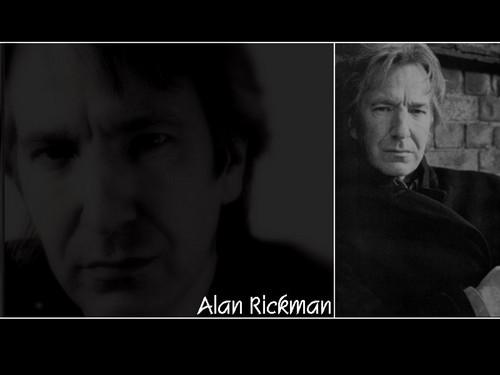 Alan Rickman/wallpapers