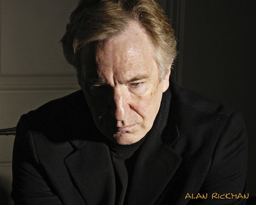 Alan Rickman zv - alan-rickman Wallpaper