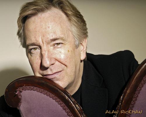 Alan Rickman zv