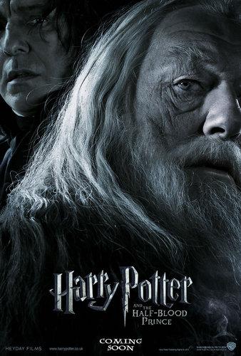 Albus Dumbledore, Severus Snape - The Half-Blood Prince