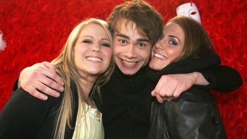 Alexander, Maria and Tone