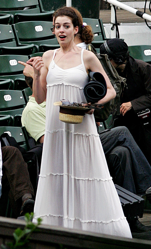 Anne Hathaway Shakespeare In The Park