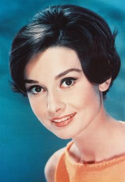 Audrey Hepburn wallpaper with a portrait titled Audrey