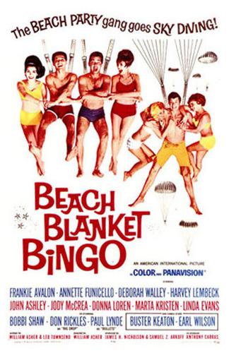 bờ biển, bãi biển Blanket Bingo