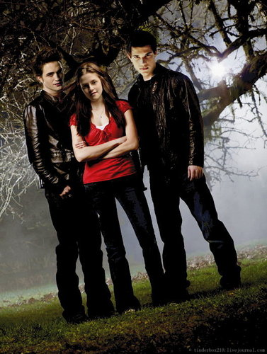 Belle, Edward and Jacob