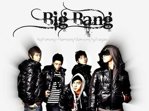 Big Bang  - big-bang Photo