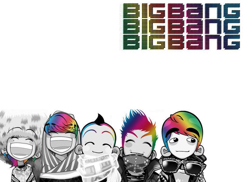 Big Bang Cartoons
