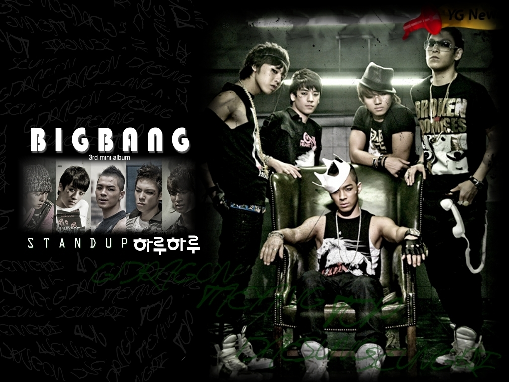 Big Bang  Big Bang Wallpaper 6998231  Fanpop