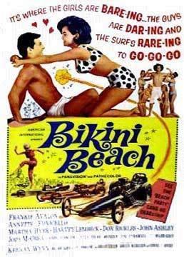 Bikini playa