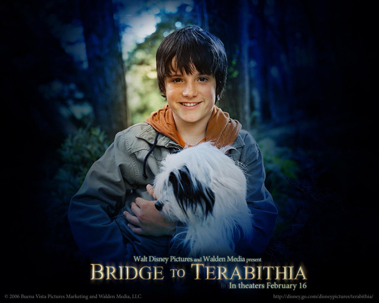 Bridge to Terabithia Leslie And Jess Bridge to Terabithia Jess